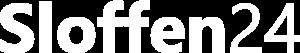Sloffen24 Wit logo 2